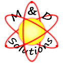 M & D Solutions New Test App logo