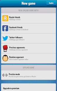 Ruzzle - screenshot thumbnail