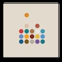 Color Dot Theme GO Launcher EX