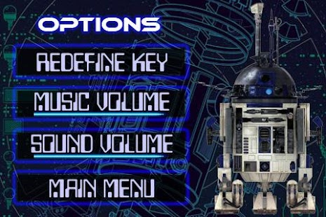 R2D2 Space Resque - screenshot thumbnail