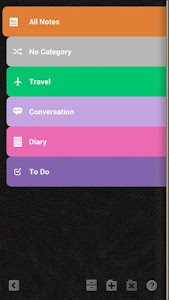 Groovy Notes - Personal Diary v1.2.0