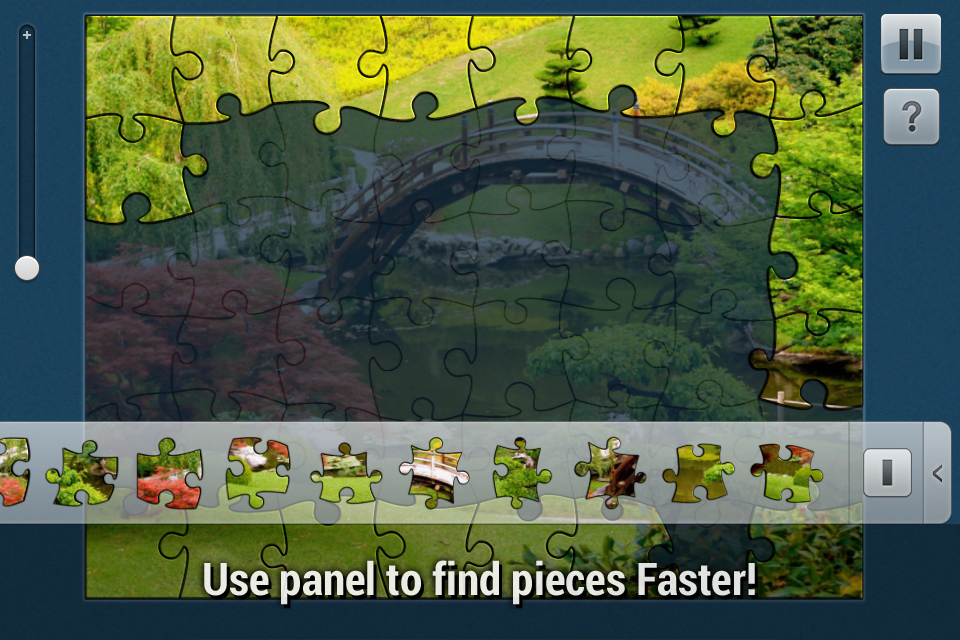 Jigsaw Puzzle Maker - screenshot