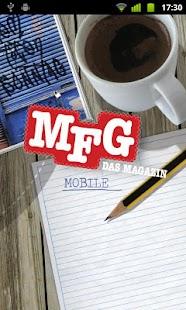 MFG - Das Magazin- screenshot thumbnail