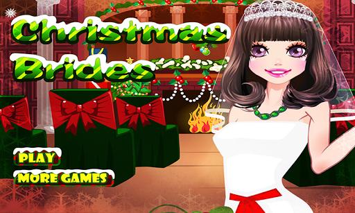 Christmas Bride-christmas game