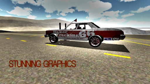 Fast Derby Car Racer