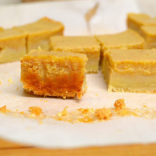 Gluten Free Pumpkin Pie Bars