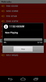 Nebraska Radio & Live Scores- screenshot thumbnail