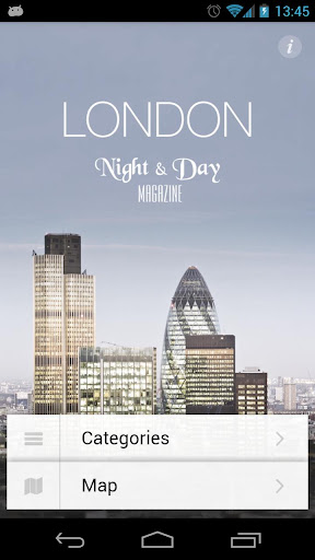Night and Day London
