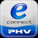 eConnect for PHV logo