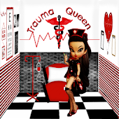 Trauma Queen Nurse GO THEME