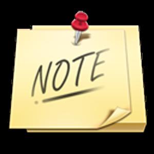 My Note Gratis
