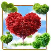 Heavenly Hearts Garden HD Free