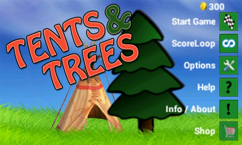 Tents & Trees - screenshot