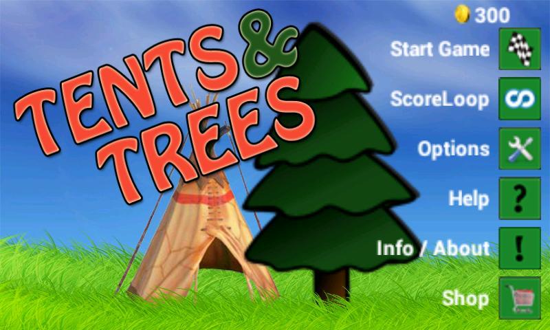 Tents & Trees - screenshot