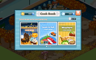 Screenshot of Hello Seafood