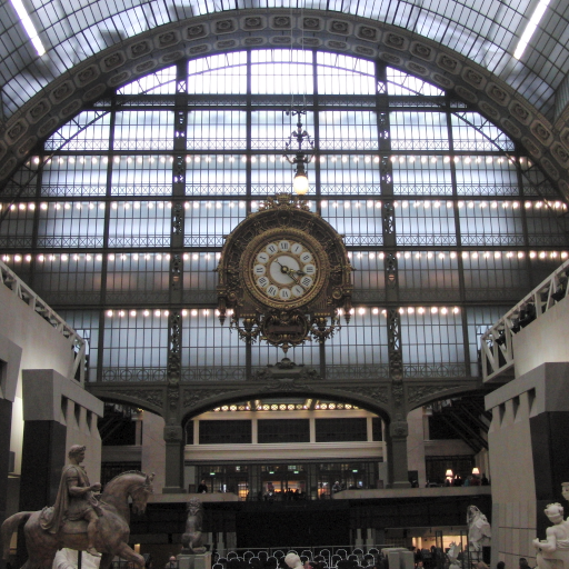 France Paris:Musee d'Orsay