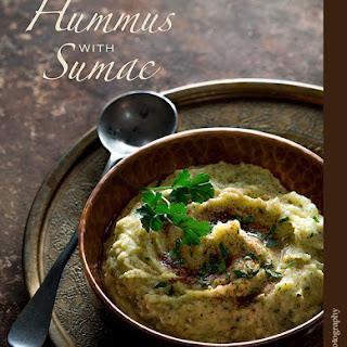 Hummus with Sumac