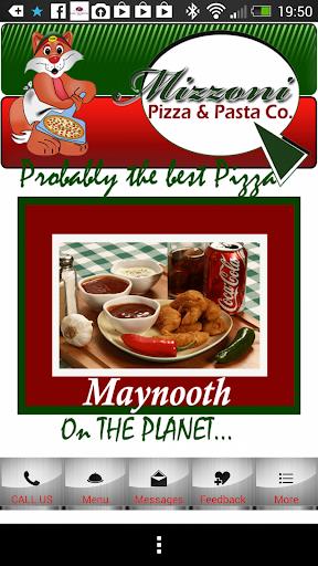 Maynooth Mizzoni's Pizza