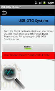USB OTG Checker- screenshot thumbnail
