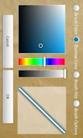 Screenshot of Scribbler Pro - Drawing app