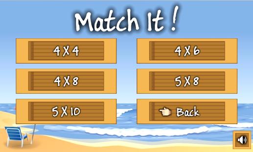 Match It! screenshot