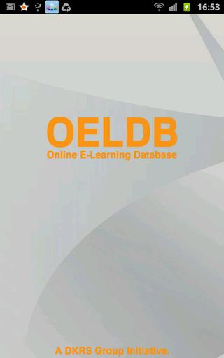 Online E-Learning Database