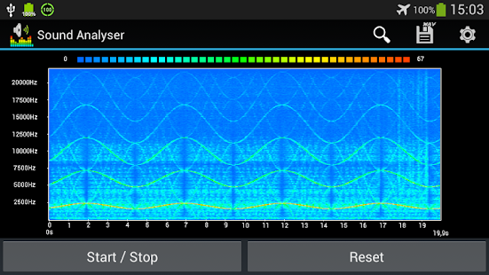 Sound Analyser Lite