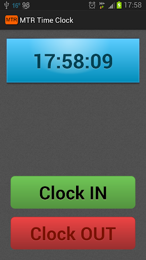 ATC TimeClock MTR master