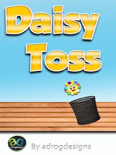 Daisy Toss screenshot