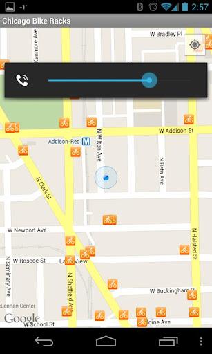 玩交通運輸App|Chicago Bike Racks免費|APP試玩