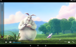 Screenshot of Archos Video (RK)
