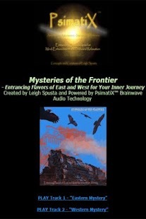 Mysteries of the Frontier