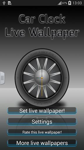 车载时钟动态壁纸 個人化 App-愛順發玩APP