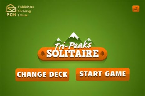 TriPeaks Solitaire Free - screenshot thumbnail