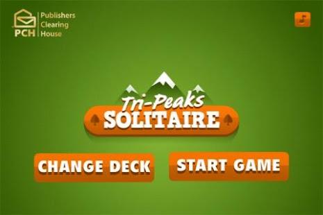 TriPeaks Solitaire Free - screenshot thumbnail