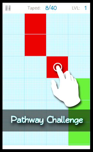 Tap the Red Tiles