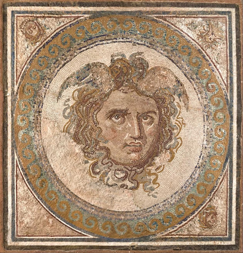 The Medusa Mosaic