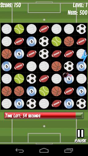 Super Sports Ball Matcher