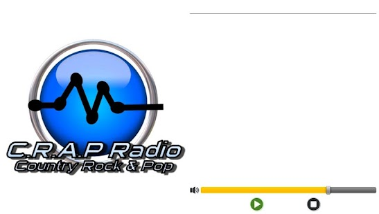 Crap Radio- screenshot thumbnail