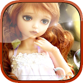 Beautiful doll Live Wallpaper