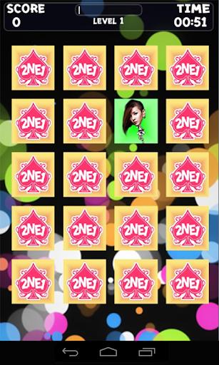 2NE1 记忆游戏