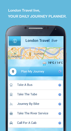 London Travel live LITE