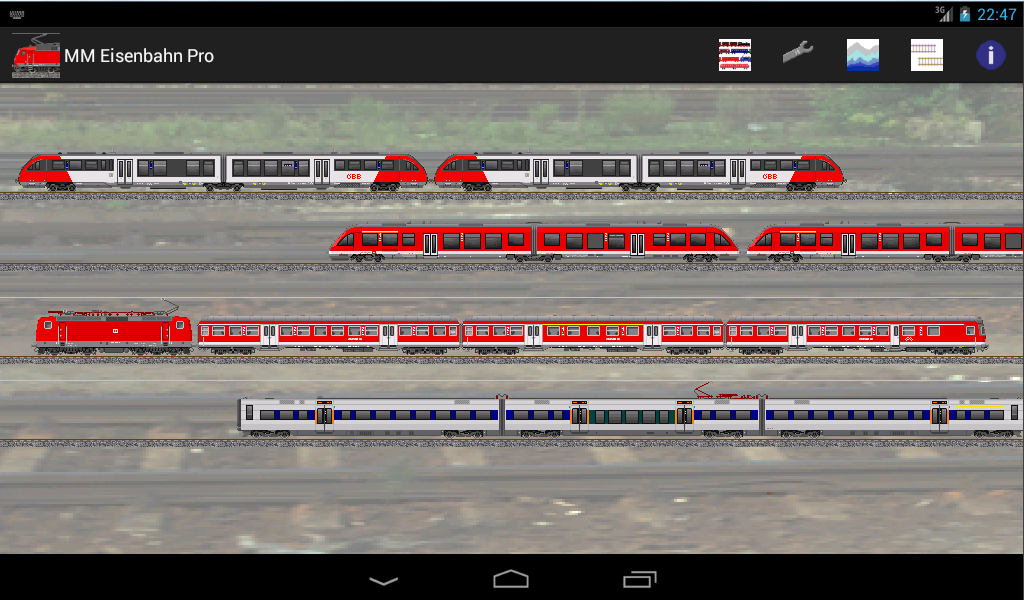 MM Railway Pro- screenshot