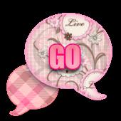 GO SMS - Live Laugh Love