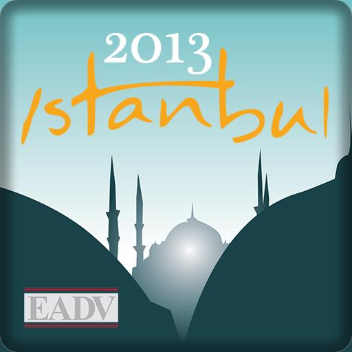 EADV Istanbul 2013 教育 App LOGO-APP開箱王