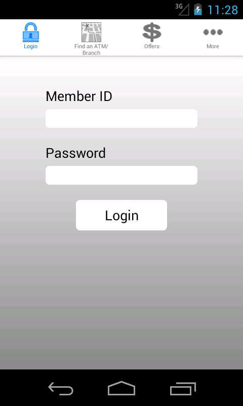 AgFed Credit Union Mobile - screenshot