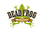 Logo for Dead Frog Brewery