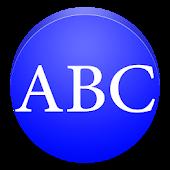 Alphabet Song ABC