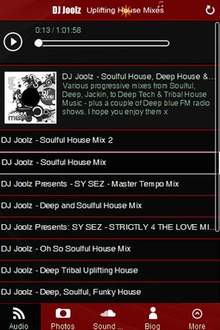 DJ Joolz - House Mixes- screenshot