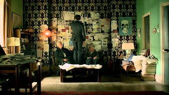 Series 3, The Empty Hearse